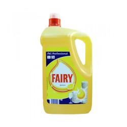 Υγρό πιάτων Fairy Professional Lemon 5L