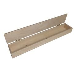 Ξύλινο κουτί για λαμπάδα 46Χ6Χ6