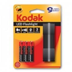 Φακός KODAK 9LED και μπαταρίες