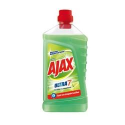 Υγρό δαπέδων & επιφανειών Ajax Ultra7 Λεμόνι 1l