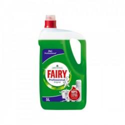 Υγρό πιάτων Fairy Professional 5L