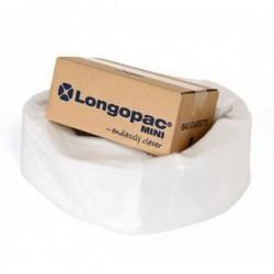 LONGOPAC Σακούλα midi διαφανής standard 85m