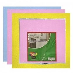 Ξεσκονόπανα - Ποτηρόπανα 3ΤΕΜ 35 x 35 cm