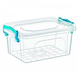 Πλαστικό Κουτί Αποθήκευσης 1,75L Παραλληλόγραμμο