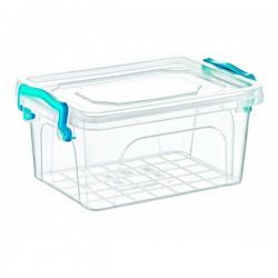Πλαστικό Κουτί Αποθήκευσης 10L Παραλληλόγραμμο