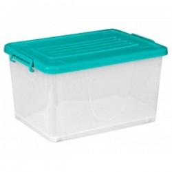 Πλαστικό Κουτί Αποθήκευσης 50L