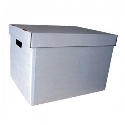 Κουτί Αδρανούς Αρχείου 45 x 33 x 29,5 Άσπρο