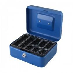 Κουτί Ταμείου 8' Μπλέ 19.5x14.5x7.5  B/R
