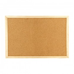 Πίνακας Φελλού Ξύλο 40 x 60cm Β/R Κίνας