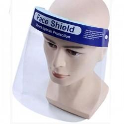 Μάσκα προσώπίδα διάφανη FACE SHIELD