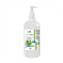Αντισηπτικό GEL καθαρισμού χεριών 1LT aloe γλυκερίνη 70% αλκοό