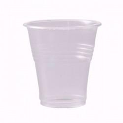 Ποτήρι πλαστικό 250ml CRYSTAL