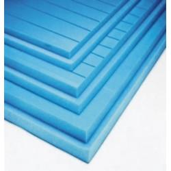Πλάκες φελιζόλ μπλε 250x60x3