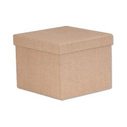 Κουτί Κύβος Κραφτ 8,5 x 8,5 x 8,5