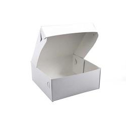 Κουτιά ζαχαροπλαστικής Νο10 λευκά / 10 Κιλά
