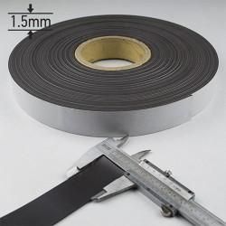 Μαγνητική ταινία 1 μέτρο 30mm x 1,5mm