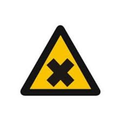 Πινακίδα ''βλάβες - ερεθιστικές ύλες'' 20x25 αυτ/λητ&e