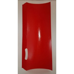 Κουτί για λαμπάδα κόκκινο 21x6x50