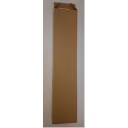 Κουτί για λαμπάδα κραφτ 9,5x6x45