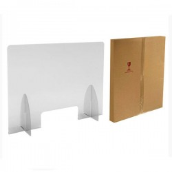 Plexiglass Προστατευτικό 3mm 50x50cm
