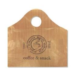 Θήκη καφέ & snack 35x33 με χούφτα