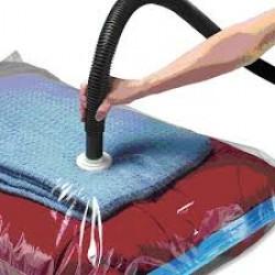 Σακούλες αποθήκευσης ρούχων 60x80