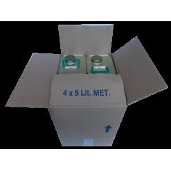 Χαρτοκιβώτια 30x24x33 για δοχεία λαδιού