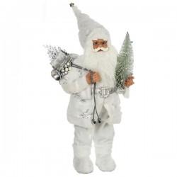 Άγιος Βασίλης Λευκός 60 cm