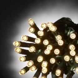 Λαμπάκια 240 LED Θερμό Φώς