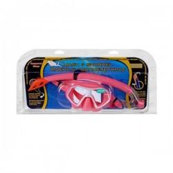 Μάσκα Θαλάσσης με Αναπνευστήρα Εφηβική σε 3 Χρώματα