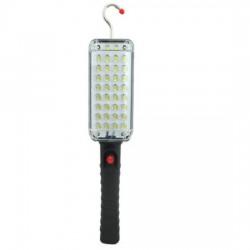 Επαναφορτιζόμενη Λάμπα Εργασίας 34 LED Μαγνητική Πλάτη