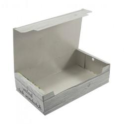Κουτιά club sandwich ''SALAD/CLUB'' Z62 21,5x13x5,5