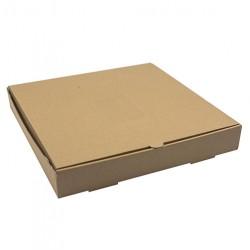 Κουτιά πίτσας όντουλε σκούρο-λευκό Νο27 / 10 Κιλά