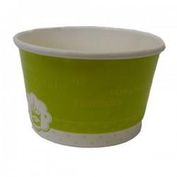 Μπολ παγωτού χάρτινο 140-150ml 50 Τεμ.