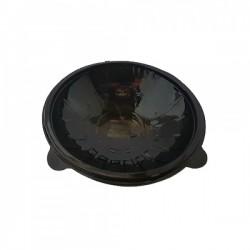 Μπολ πλαστικό σαλάτας στρόγγυλο μαύρο 750-1000ml 75 Tεμ.