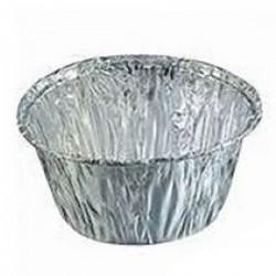 Σκευή αλουμινίου κέικ μίνι 100 τεμ.