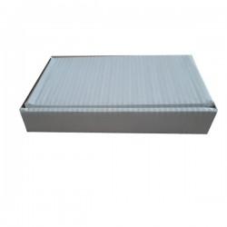 Χαρτοκιβώτιο 24x14x4 DIE CUT (πρέσας) Λευκό